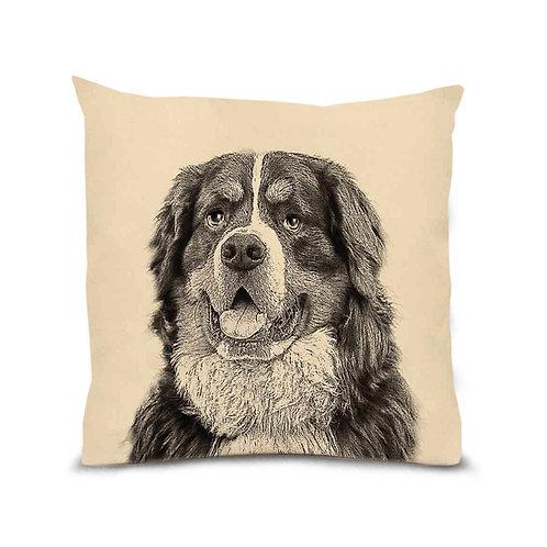 """""""Burmese Mountain Dog"""" Pillow"""