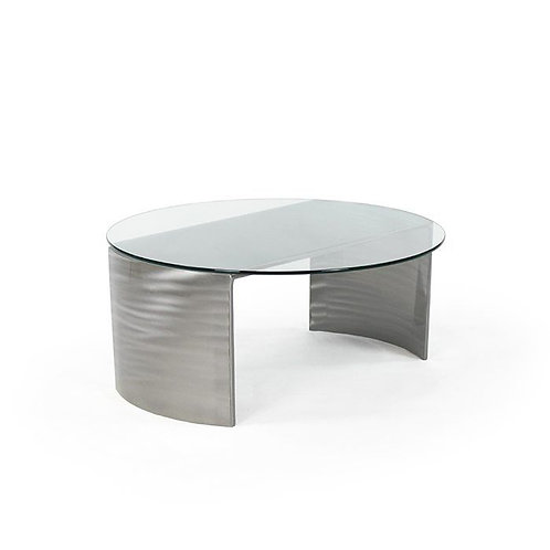 Mezzo Round Cocktail Table