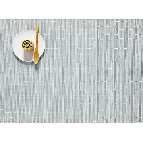 """Chilewich """"Bamboo"""" Placemat - in Seaglass"""