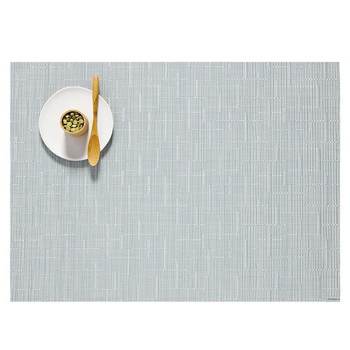 "Chilewich ""Bamboo"" Placemat - in Seaglass"