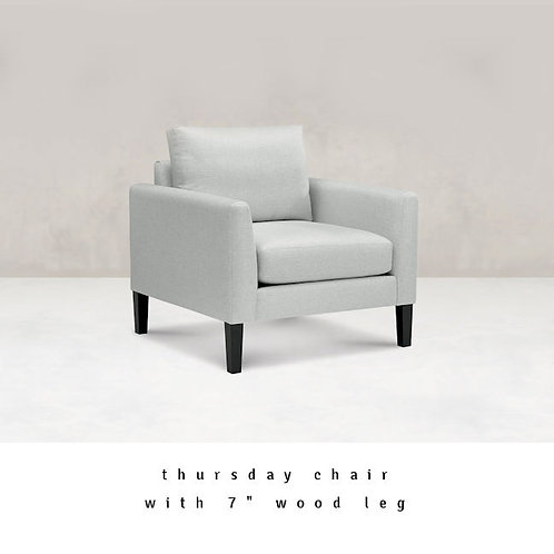 Thursday Tapered Arm Chair