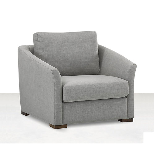 Winter Wide Track Arm Chair