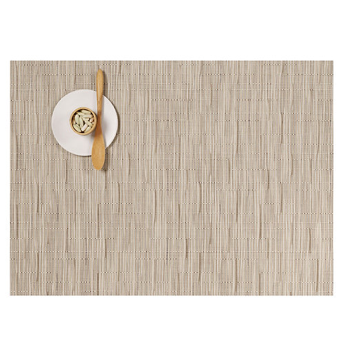 """Chilewich """"Bamboo"""" Placemat - in Oat"""