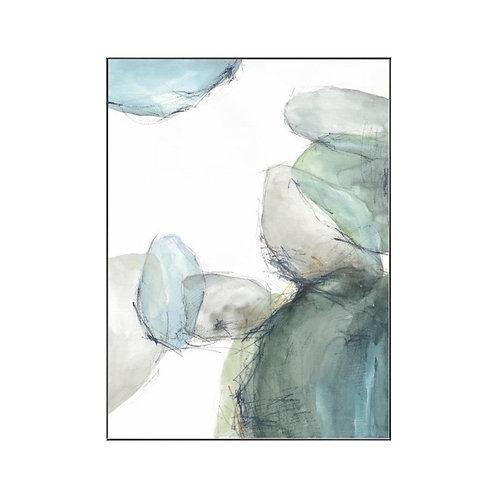 Blue Pebbles II