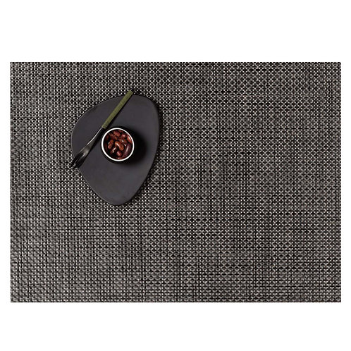 """Chilewich """"Basketweave"""" Placemat in Earth"""