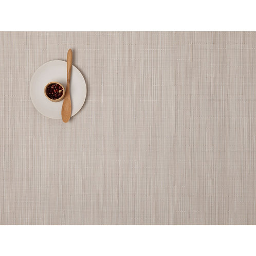 """Chilewich """"Bamboo"""" Placemat in Chino"""