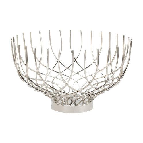 Vortex Bowl - Silver