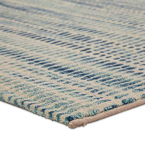 Escape Area Rug - Ocean Blue