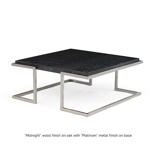 "Madison Cocktail Table - 38"" Square"