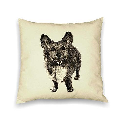 """Corgi"" Pillow"