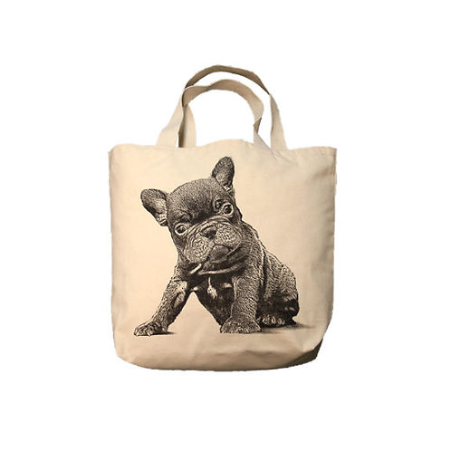 """Frenchie"" Tote"
