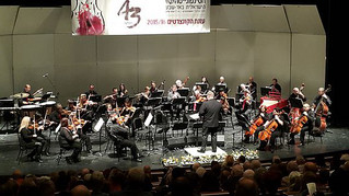 Dmitry Yablonsky and the Israel Sinfonietta Beer Sheva