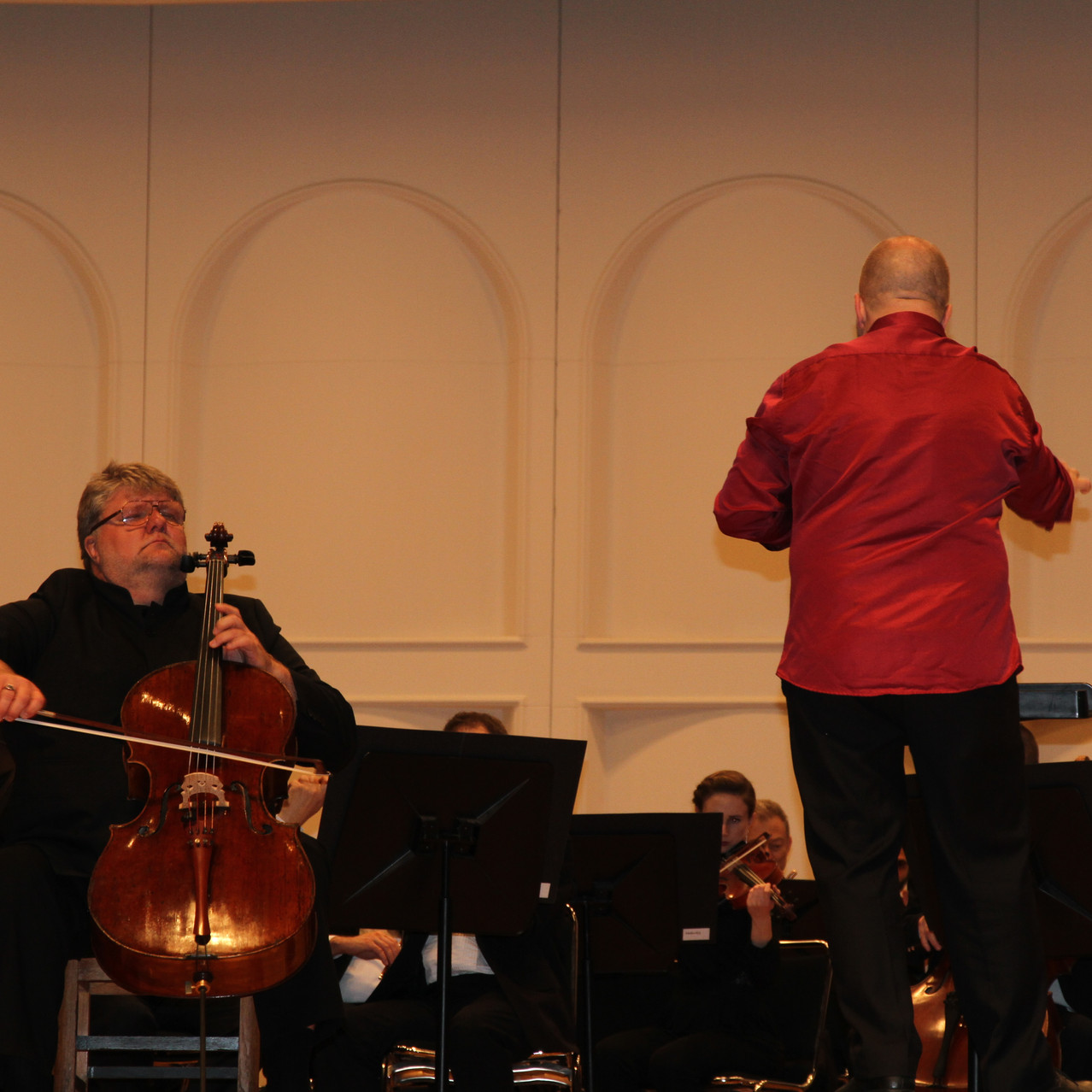 Performing Saint-Saëns' Cello Concerto in Daytona Beach