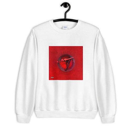 """Mercy"" - White Crewneck Sweatshirt"