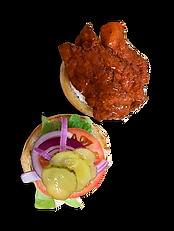 Mother Clucker Burger