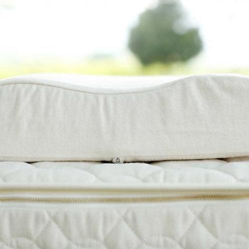 Organic Latex Contour Pillow