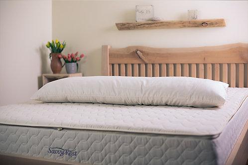 Shredded Latex Body Pillow