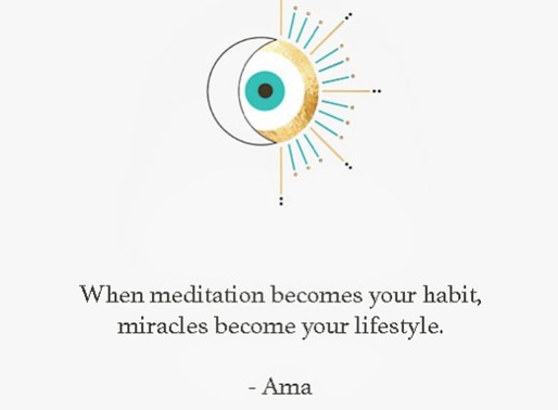 5 Micro Meditations for when you're on the go ...