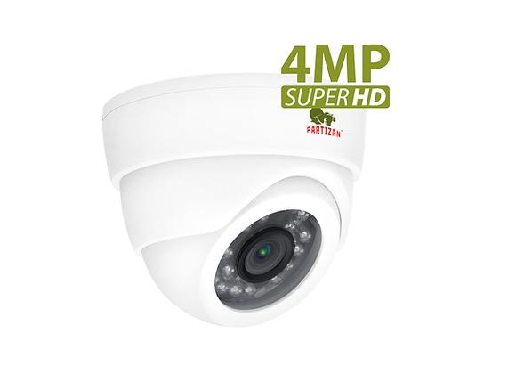 4.0MP AHD camera CDM-333H-IR SuperHD 4.0