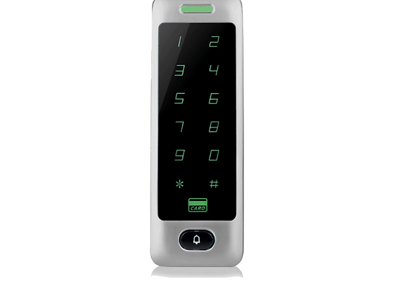 ACC/Code RFID Standalone Touch Metal Access Control