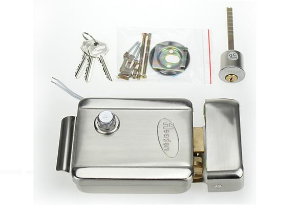 DC12V Metal Waterproof Electric Control Lock Access Door Lock