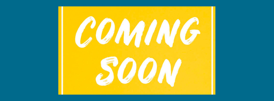 New brand coming soon...