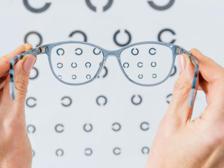 Reading glasses! Do you find them a real pain?