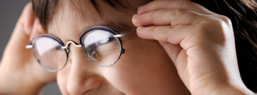 Children's eyesight tests are ever so important at Simon Falk Eyecare Opticians and Optometrists in Leeds