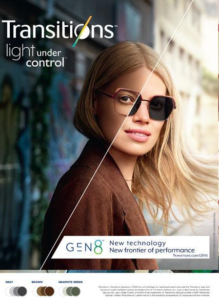 Transition glasses sunglasses Leeds Opti