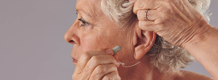 Hearing loss? We can help with that too