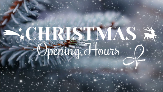 Simon Falk Eyecare opticians christmas opening times
