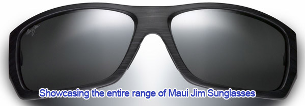 Special event to showcase the entire range of Maui Jim Sunglasses