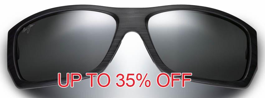 We are now stocking Maui Jim Polarised Sunglasses