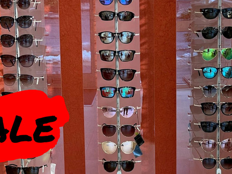 New Winter Sale at Simon Falk Eyecare