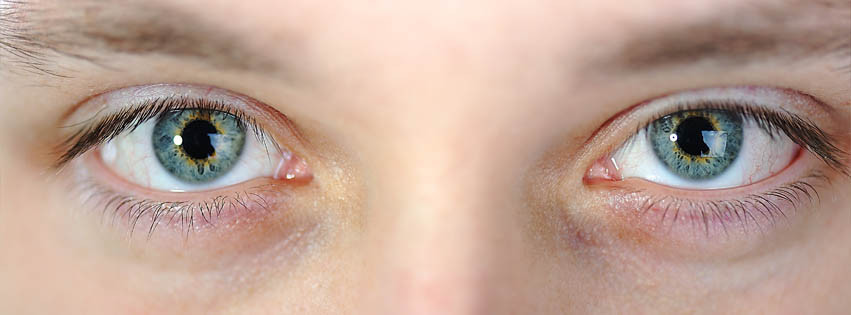 Women can be susceptible to dry eyes when they hit the menopause