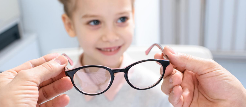 Myopia or short sightedness is on the increase
