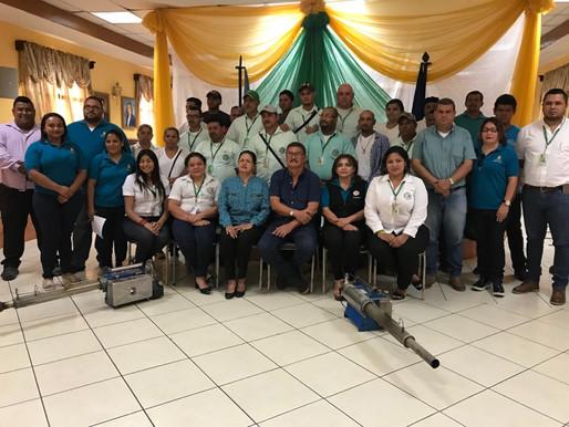 Lanzamiento de la Jornada de Limpieza contra el Dengue en Choloma.