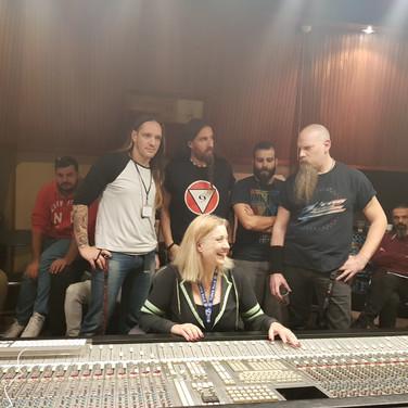 Studio Master Class with Sylivia Massy