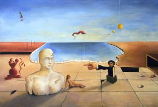 The Unveiling Self-Portrait, 1982
