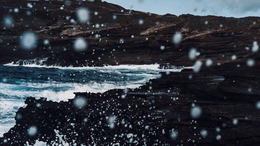 The Hawaiian Blizzard