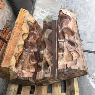 Wood mould