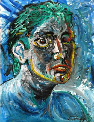 Self-Portrait, 1983