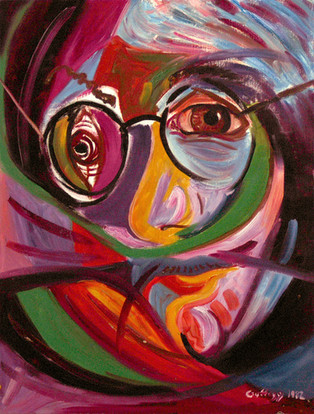 Self-Portrait, 1982