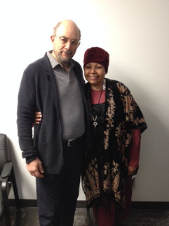 The Good Dr. Candy & Richard Schiff