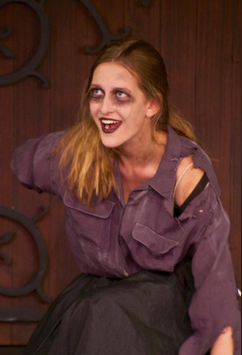 Witch, Macbeth 2015