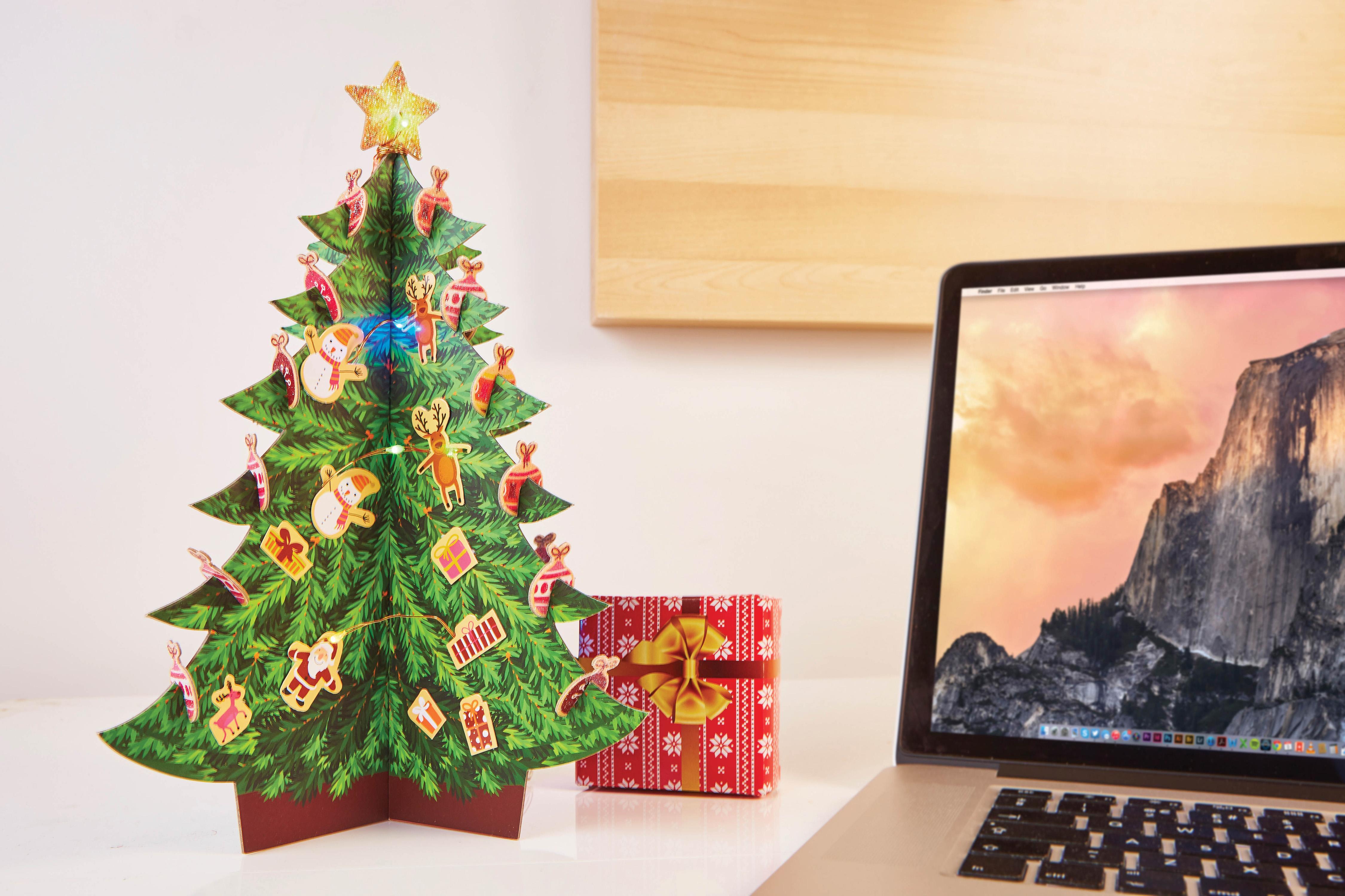 Make Your Own Christmas Tree 1