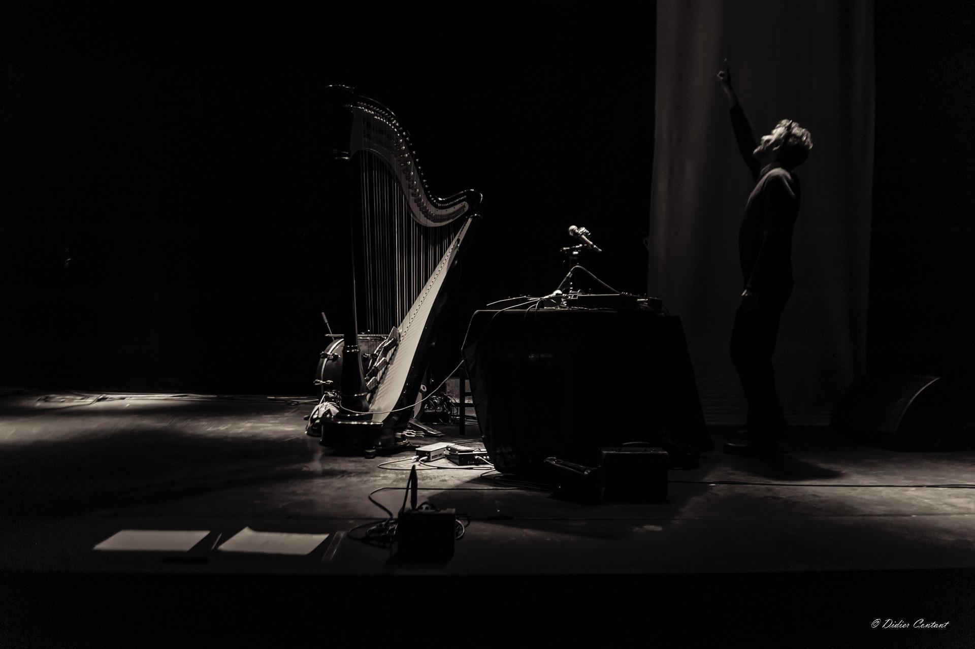 Résidence de création Paul B Massy- Photo_ Didier Contant