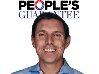 """Liberals Lead PCs Despite """"People's Guarantee"""""""