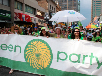 Deadlock continues as the Green Party closes in on the NDP