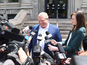 Voter Intent Remains Strong for Doug Ford and the PC Party